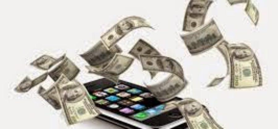 Заработок в интернете с помощью смартфона