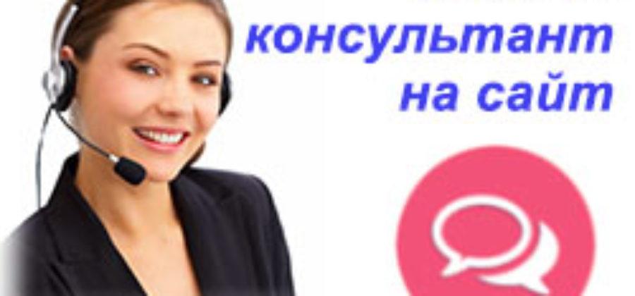 Как поставить скрипт онлайн консультанта на сайт
