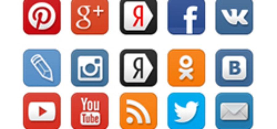 Как установить кнопки поделиться в соц сетях для своего сайта