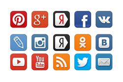 Как поделиться статьей сайта в социальных сетях - кнопки