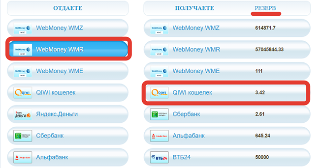 Как скинуть с Webmoney на Qiwi wallet